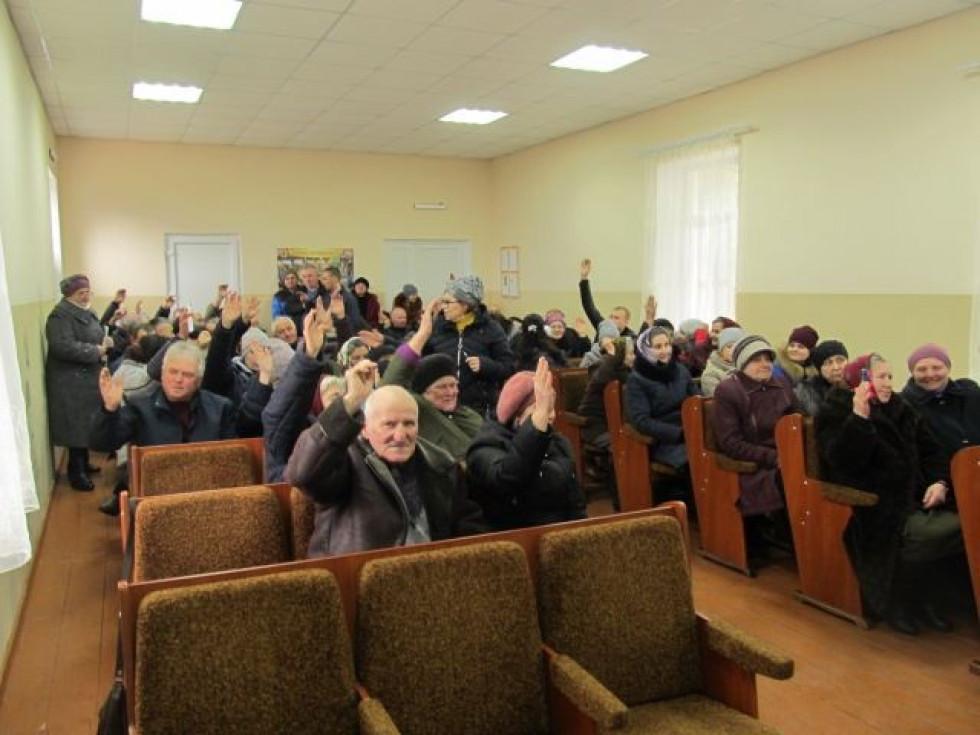 У Ружині проголосували за приєднання до Ковеля