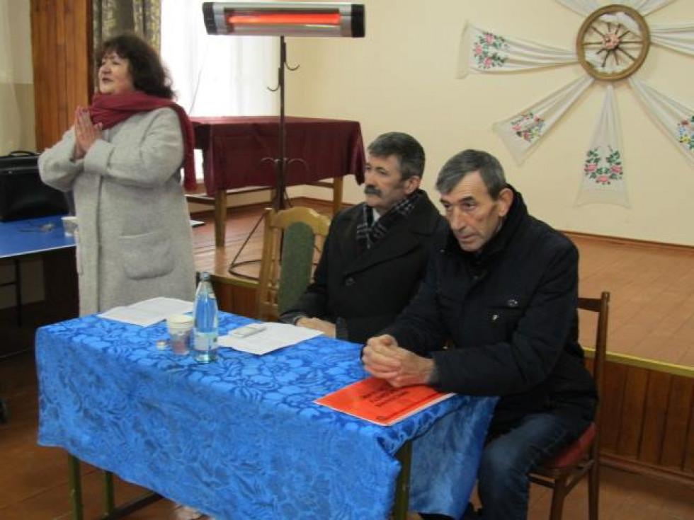 У Ружині та Городильці зібрання відбулися в один день