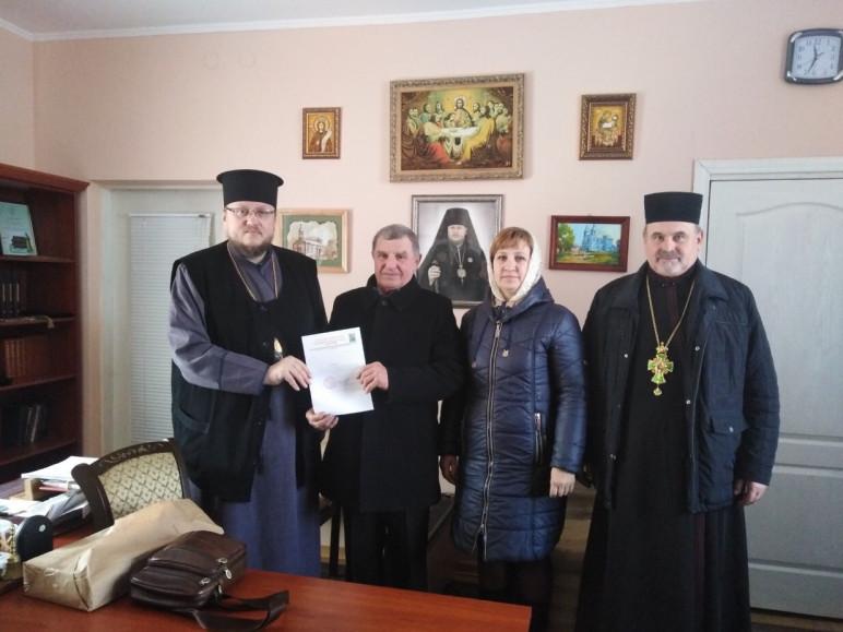 Громада села Дуліби - офіційно в ПЦУ