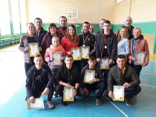 У Турійську відбулися змагання серед сільських та селищних рад