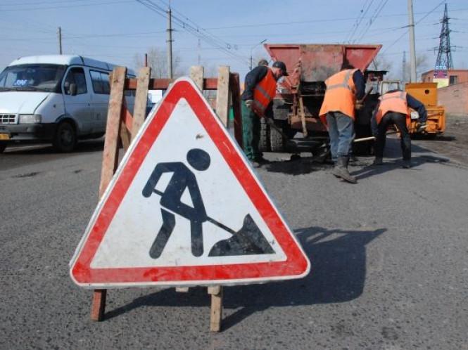 На Турійщині почався сезонний ремонт доріг