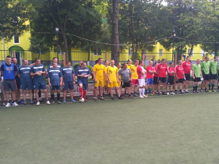 Волинські копи взяли участь у відбірковому турнірі Чемпіонату з футзалу