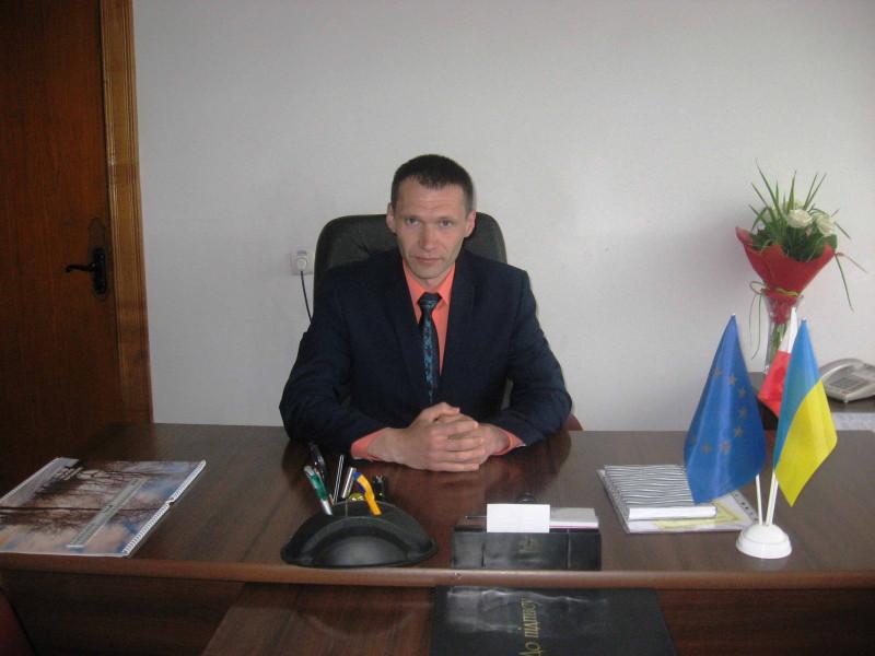 Перший заступник голови Турійської РДА Леонід Марчанчин