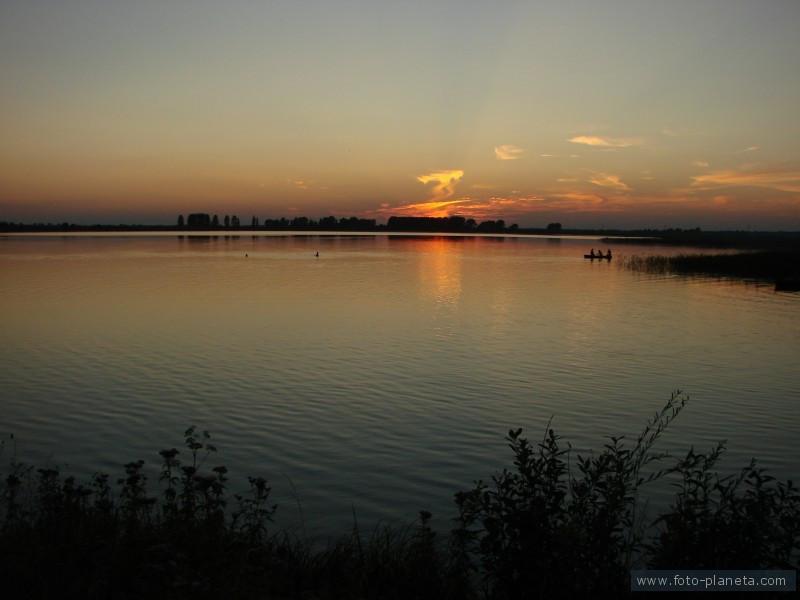 Озеро Сомин