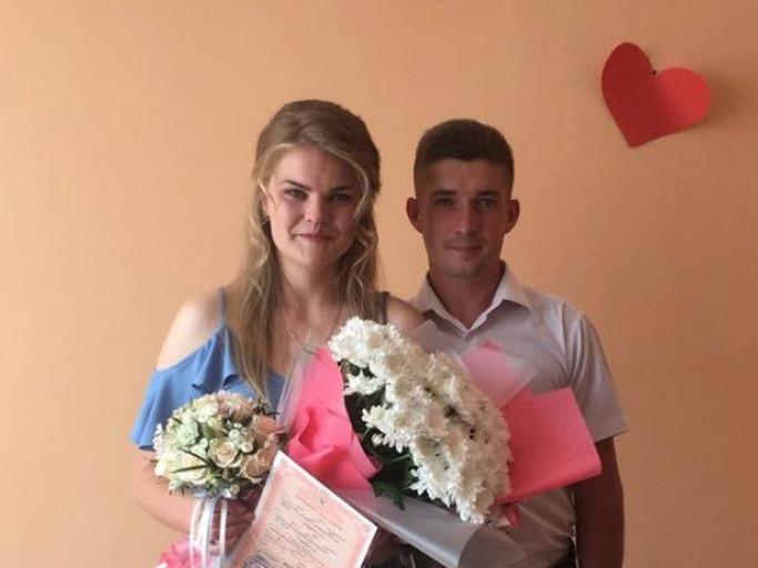 Весілля в Турійську