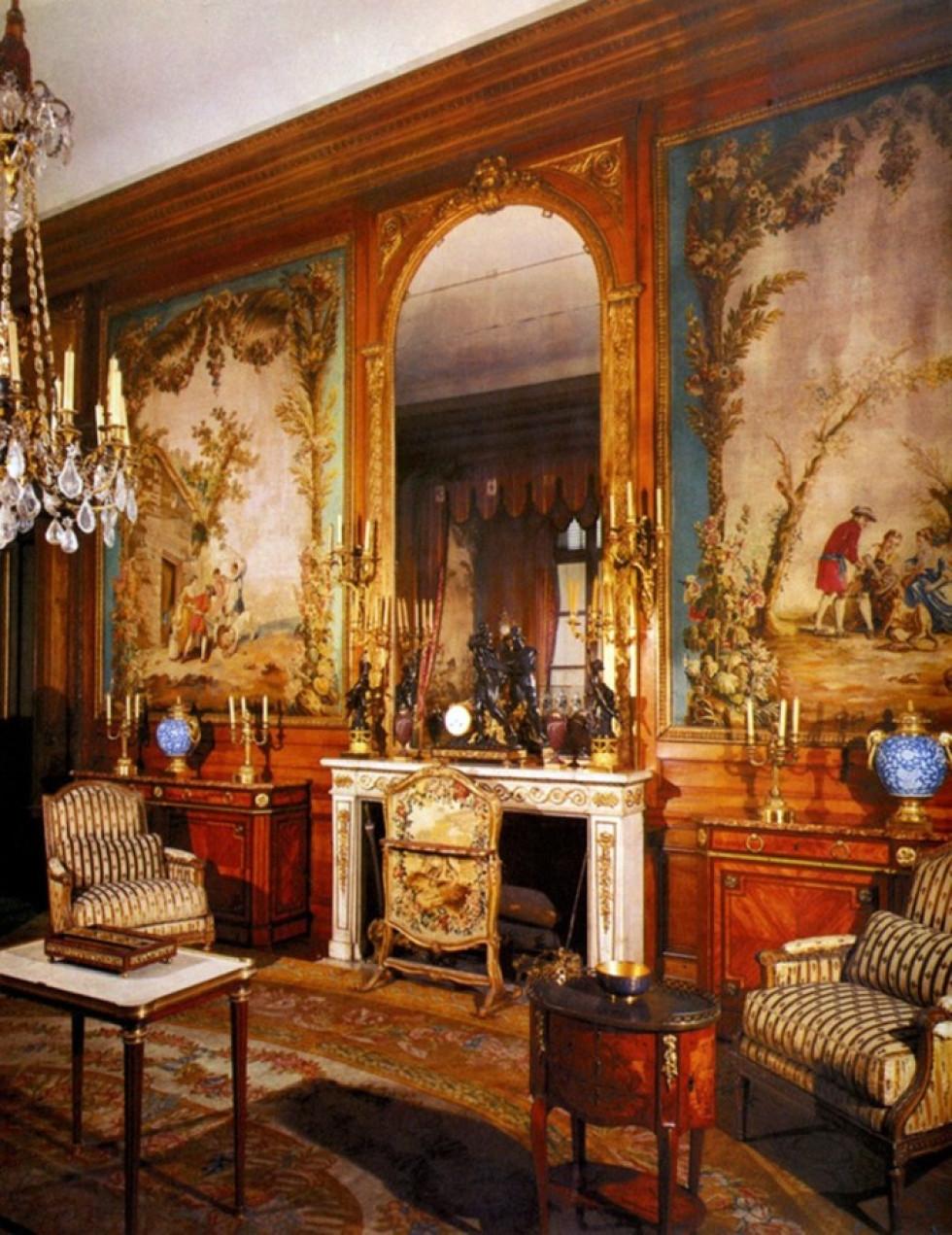Інтер'єр в стилі Людовика XVІ. bersoantik.com