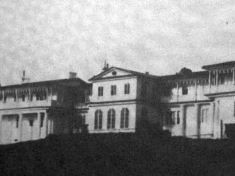 Палац у Дольську