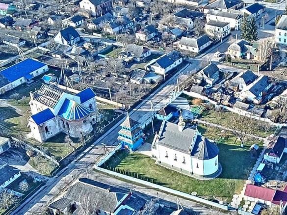 селище Луків