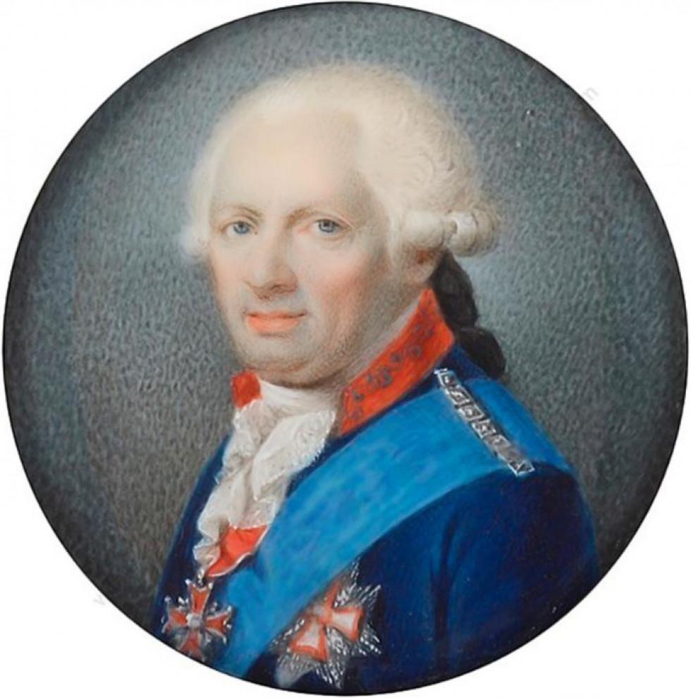 Фредерик Юзеф Мошинський, 1795