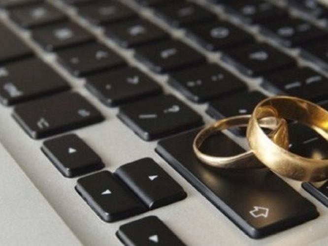 Заяву на одруження можна подати в онлайн режимі