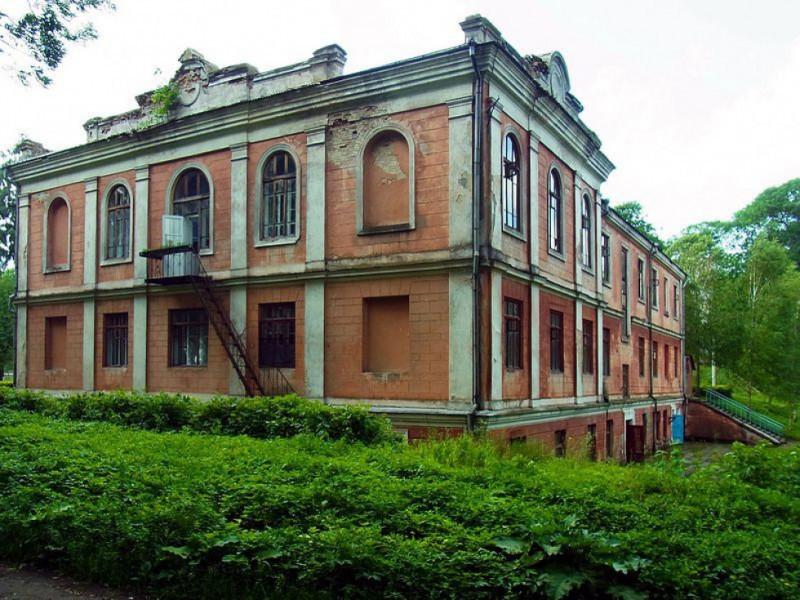 Палац Мйончинських
