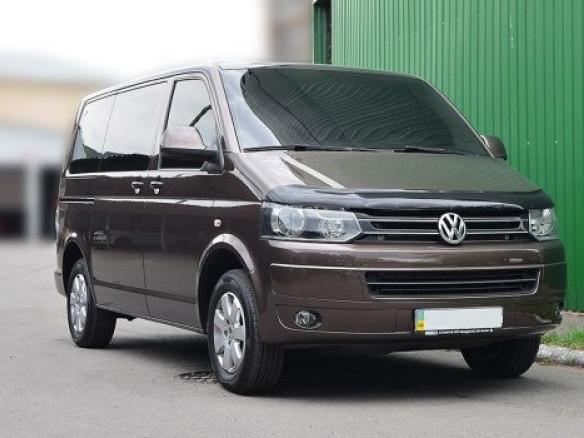 Volkswagen Caravelle. Фото ілюстративне