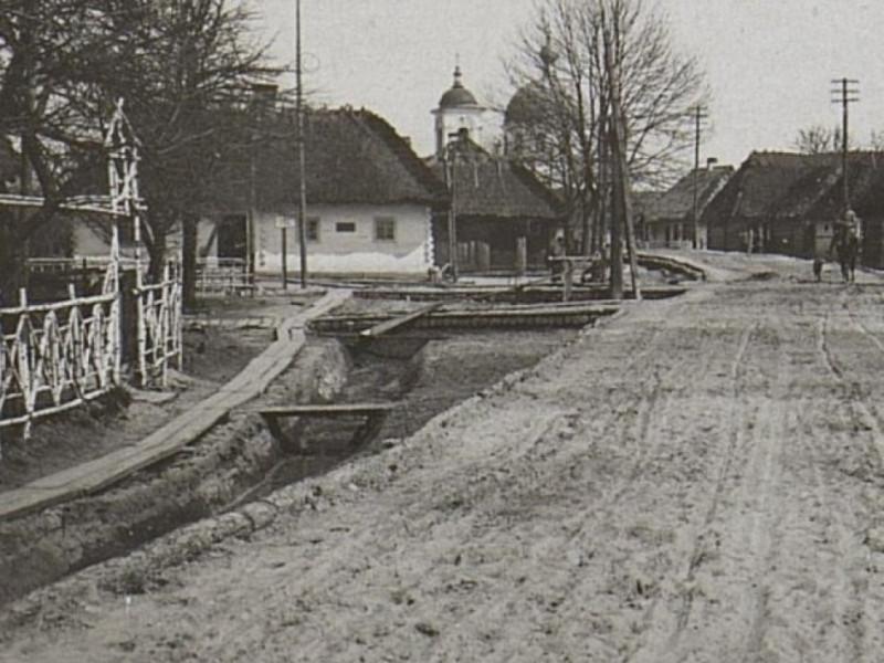 Село Осекрів