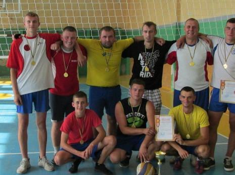 Волейболісти