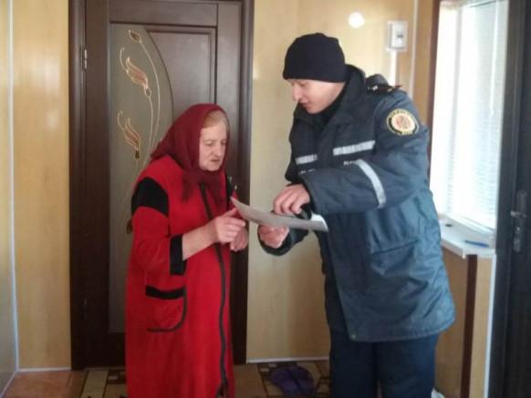 Турійськ: рятувальники розповіли як уникнути пожеж у житлових будинках