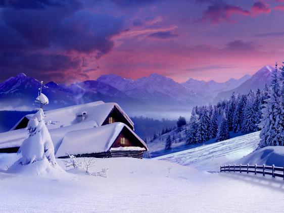 Очікуємо на сніг