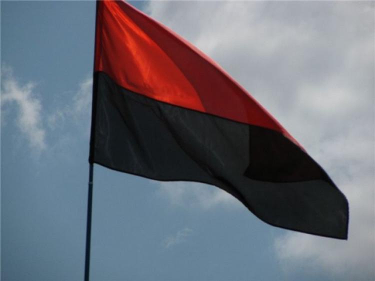 На Турійщині вивішуватимуть червоно-чорний прапор