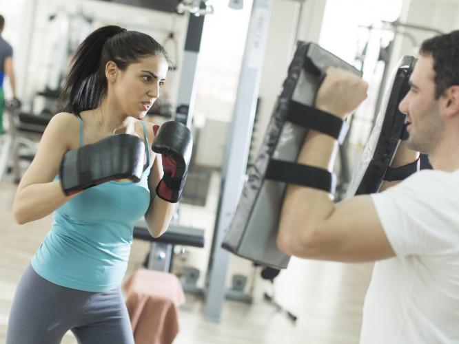 Для жінок проведуть заняття із самозахисту
