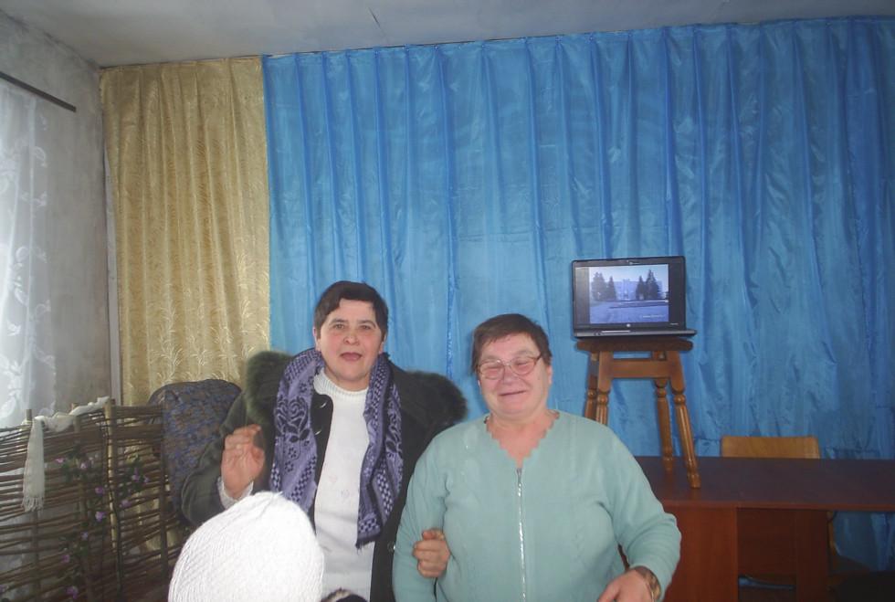 Працівники Територіального центру соціального обслуговування провели систему заходів для турійських пенсіонерів