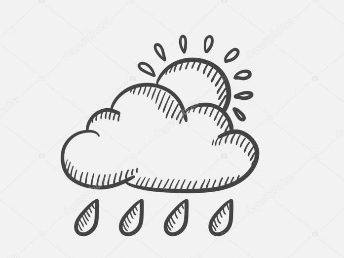 Хмарна погода протримається у Турійську увесь день