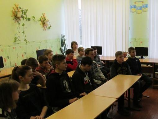 Фахівці Турійського районного центру зайнятості провели черговий профорієнтаційний квест