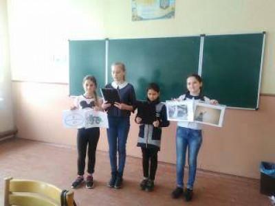 Юні турійчани влаштували  креативне свято