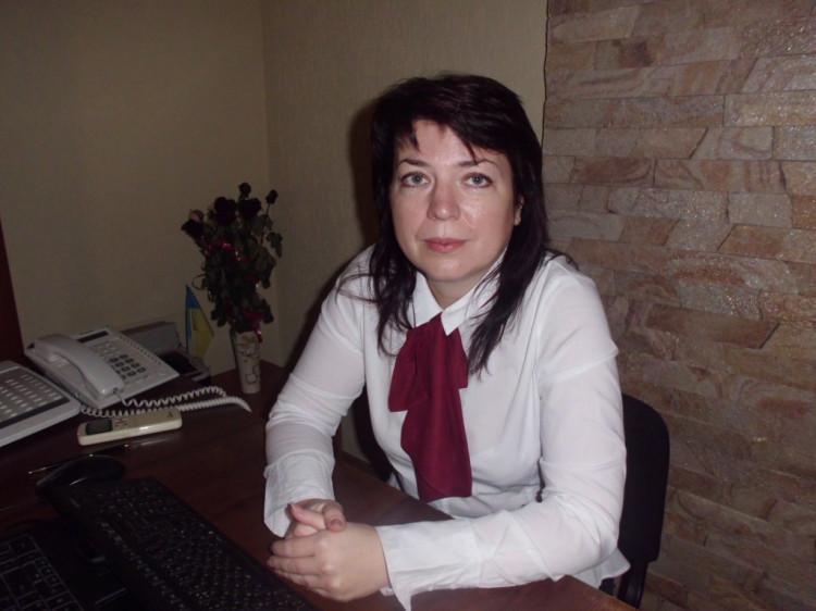 Віталія Книш
