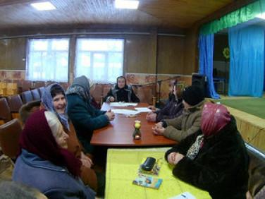 На Турійщині відкрили «університет» для людей похилого віку