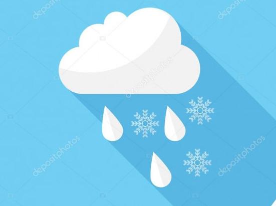 Погода в Турійську 2 квітня: дрібний дощ зі снігом