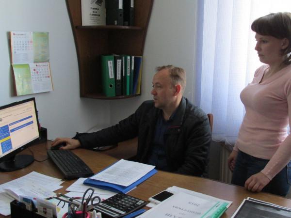 Працівники Турійського РЦЗ проінформували роботодавців про перелік послуг служби зайнятості