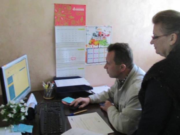 На Турійщині поширюють електронні сервіси