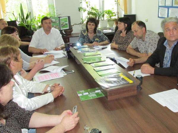 Відбулося чергове засідання координаційного комітету