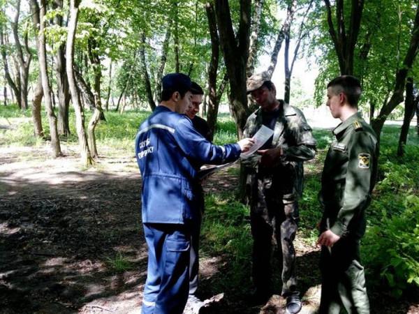 Працівники Турійського районного сектору ДСНС провели інформаційні рейди