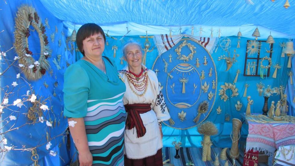 Турійськ: відбувся мистецький фестиваль «Весняний етновир»