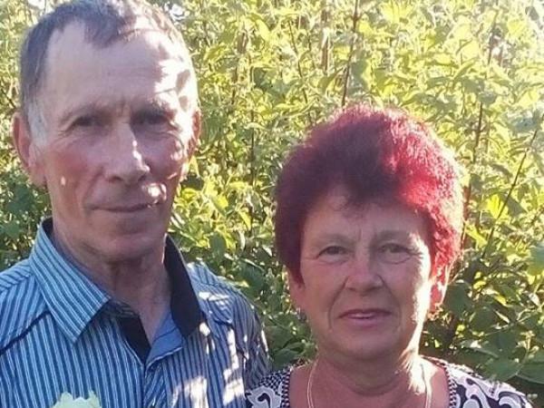 Сім'я Поліщуків відсвяткувала 45 років подружнього життя