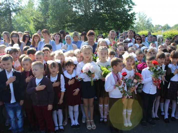 Школярі Турійської школи-гімназії офіційно завершили навчальний рік
