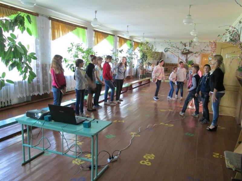 Купичів: для дітей пришкільного табору провели профорієнтаційні заходи