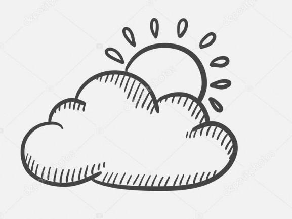 Погода в Турійську: 13 червня буде хмарно