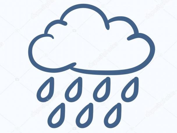 Погода в Турійську: 14 червня очікують дощ з грозою