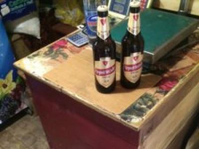 Алкоголь без акцизи