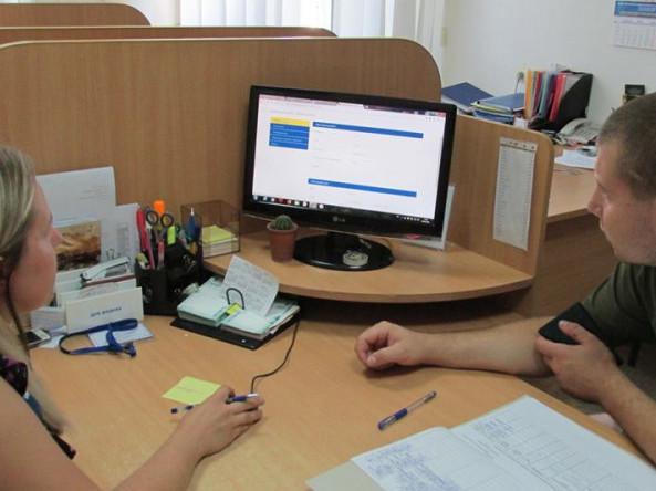 Електронні кабінети допомогають безробітним знайти заняття