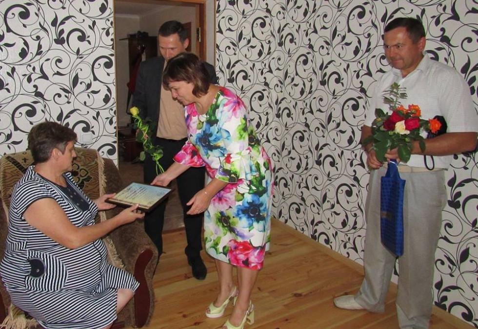 Світлані Кондратюк вручили нагороду