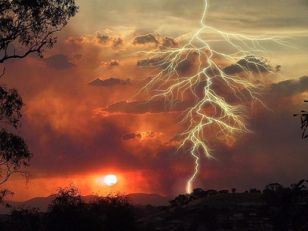 У Турійську буде дощ із грозою