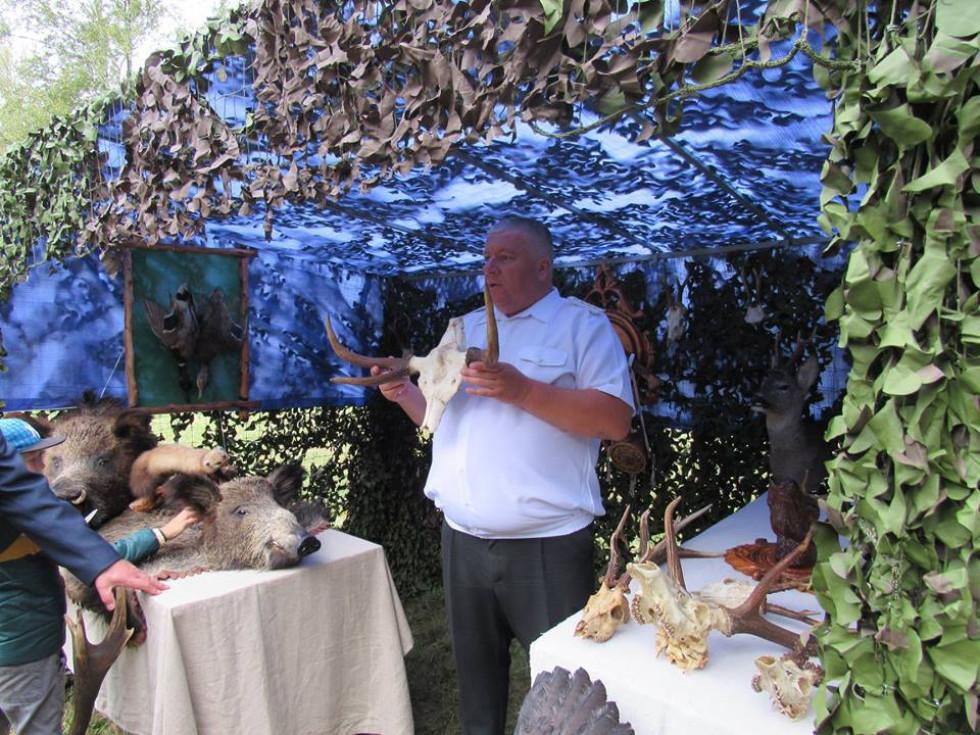 Турійських лісівників привітали з професійним святом