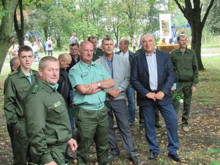 Лісівники Турійщини
