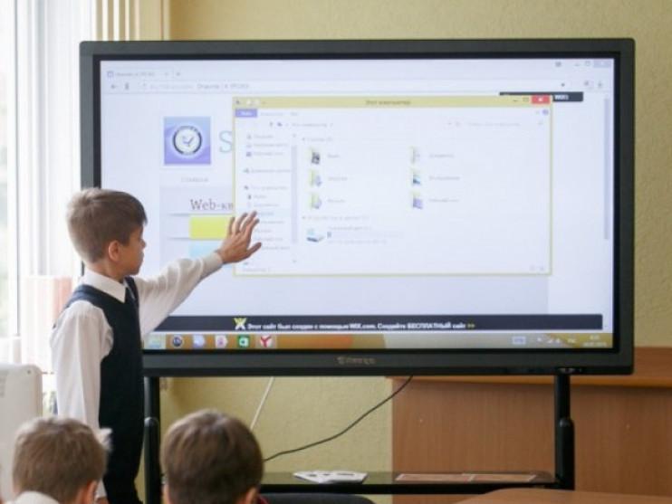 Для школярів НУШ закуплять мультимедійне обладнання