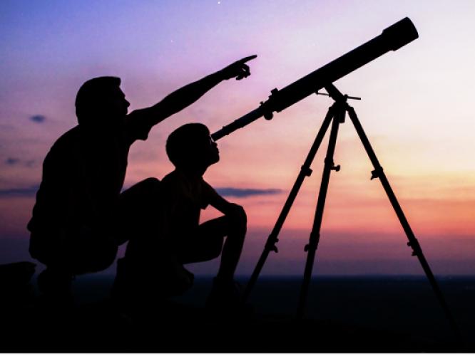 У Турійському районі відбувся ІІ етап Всеукраїнської олімпіади з астрономії