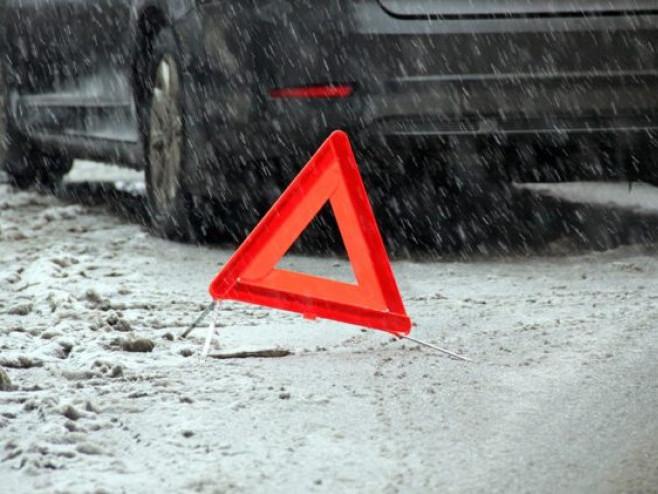 У селі Окунин сталася аварія з потерпілими