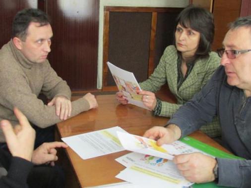У Луківській ОТГ презентували новий проект
