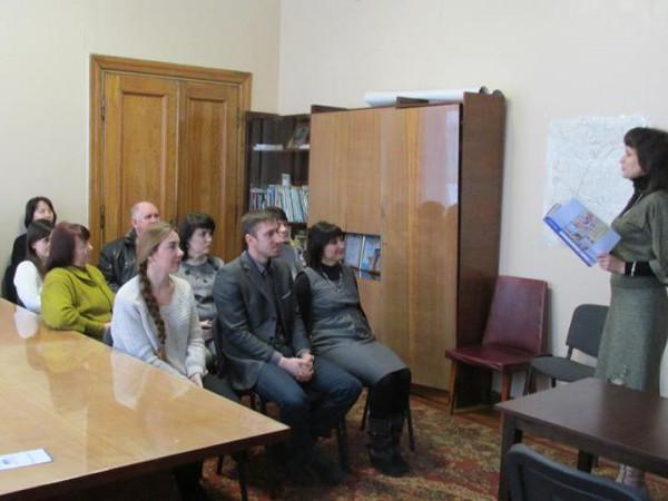 Турійській громаді презентували новий проект